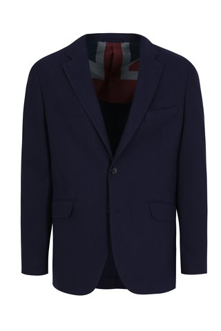 Sacou bleumarin - Hackett London