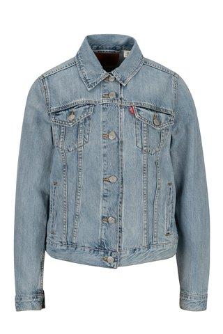Jacheta bleu din denim pentru femei - Levi's®