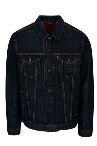 Jacheta albastra din denim pentru barbati - Levi's®