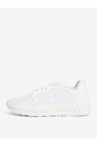 Pantofi sport crem pentru barbati - Le Coq Sportif Monochrome Reflective