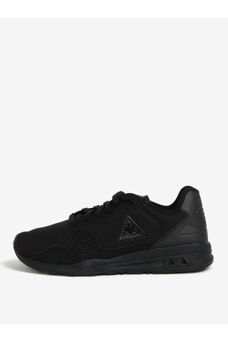 Pantofi sport negri pentru barbati - Le Coq Sportif Monochrome Reflective