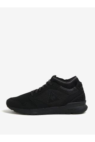 Pantofi sport negri pentru barbati - Le Coq Sportif Omicron Triple Reflective