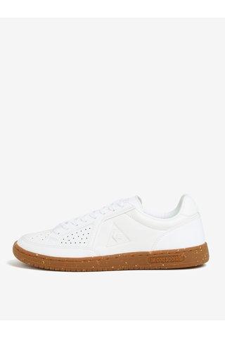 Bílé pánské kožené tenisky Le Coq Sportif Icons Lea Gum