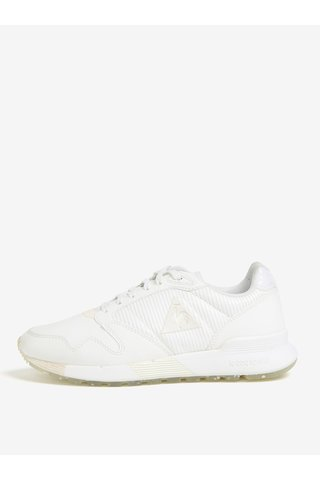 Pantofi sport crem pentru femei - Le Coq Sportif Omega Sparkly