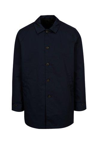 Tmavě modrá kabát SUIT Sylvester