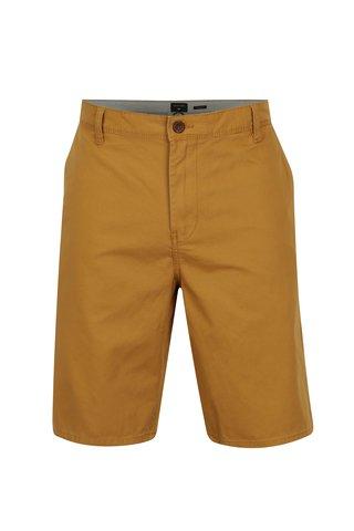 Pantaloni scurti chino maro pentru barbati - Quiksilver