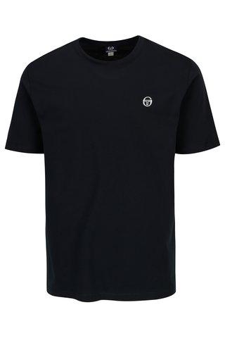 Tricou bleumarin cu logo Sergio Tacchini Daiocco