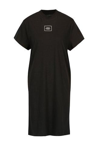 Šedé šaty s potiskem Cheap Monday