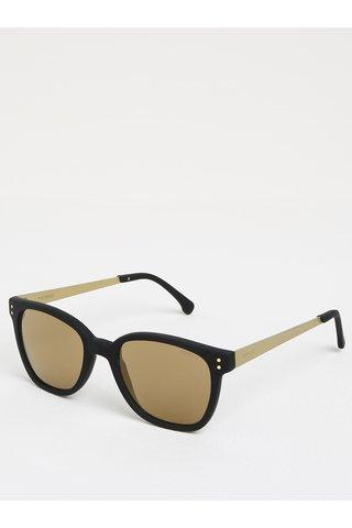 Ochelari de soare cu lentile aurii pentru barbati -  Komono Renee