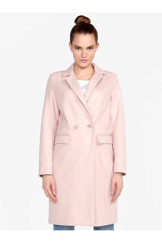 Světle růžový kabát ZOOT