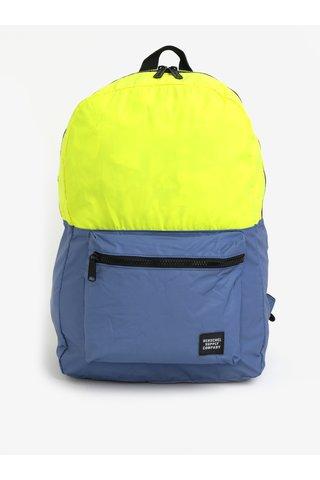 Rucsac galben neon cu albastru  Herschel Packable Daypack 24,5 l