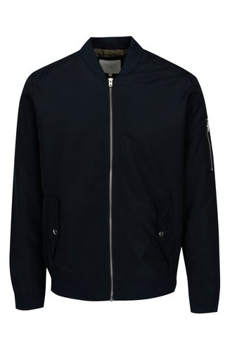 Jacheta bomber bleumarin - Jack & Jones Grand