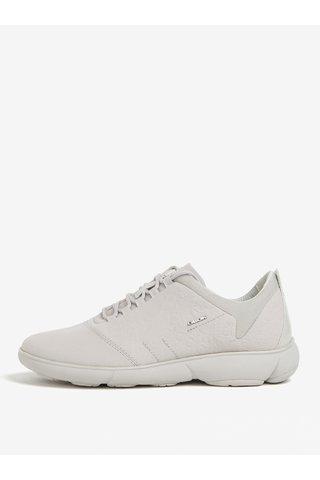 Pantofi sport gri deschis pentru femei - Geox Nebula