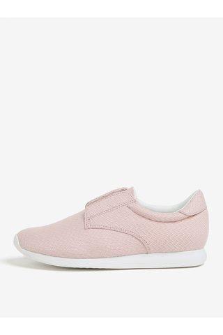 Pantofi sport roz cu model in relief pentru femei Vagabond Kasai