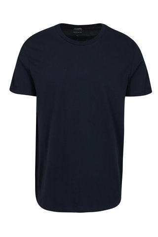 Tricou bleumarin regular fit pentru barbati - Burton Menswear London