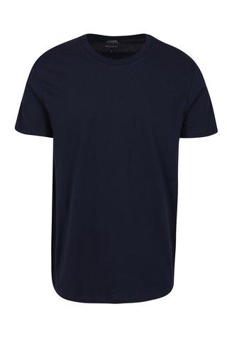 Tricou regular fit albastru pentru barbati - Burton Menswear London
