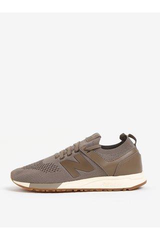 Pantofi sport maro pentru barbati New Balance MRL247
