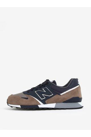 Pantofi sport albastru & maro pentru barbati - New Balance U446