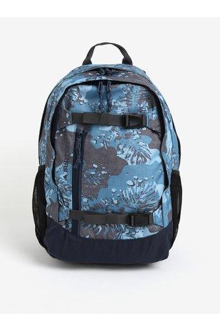 Modrý klučičí vzorovaný batoh Burton Youth Day Hiker 20 l