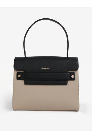 Geanta bej&negru cu maner ajustabil Paul´s Boutique Liberty