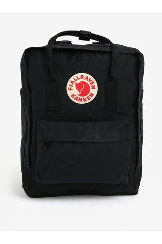 Černý voděodolný batoh Fjällräven Kånken 16 l