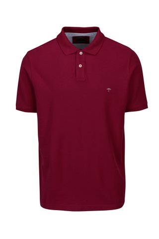 Tricou polo bordo cu logo brodat -  Fynch-Hatton