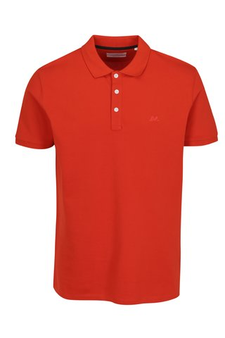 Tricou polo rosu pentru barbati - Lindbergh