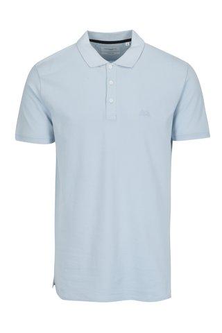 Tricou polo bleu pentru barbati - Lindbergh