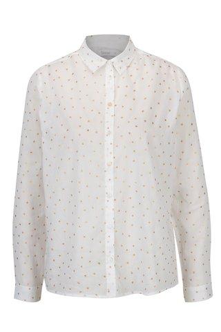 Bílá košile s hvězdami Yerse