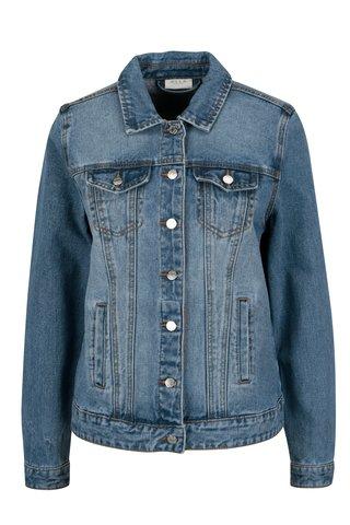 Jacheta albastra din denim - VILA Jules