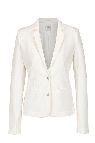 Sacou alb prafuit pentru femei - ONLY Poptrash