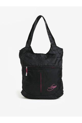 Černá dámská sportovní taška přes rameno LOAP Finnie