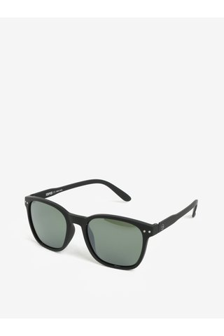 Černé unisex sluneční brýle IZIPIZI  Nautic