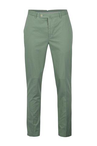 Pantaloni chino slim fit verde deschis -  Hackett London