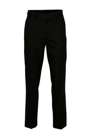 Černé pánské kalhoty Burton Menswear London