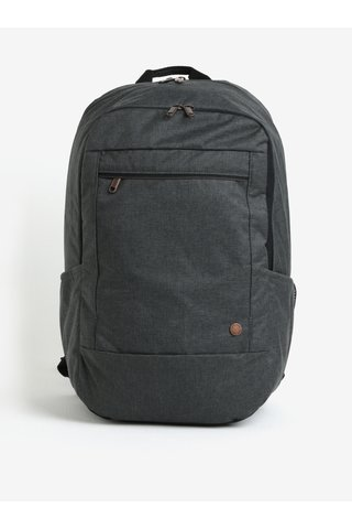Tmavě šedý žíhaný batoh na notebook 23l Case Logic Era