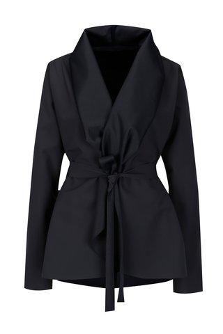 Tmavě šedé variabilní voděodolné sako Design by Lucie Jack Grey