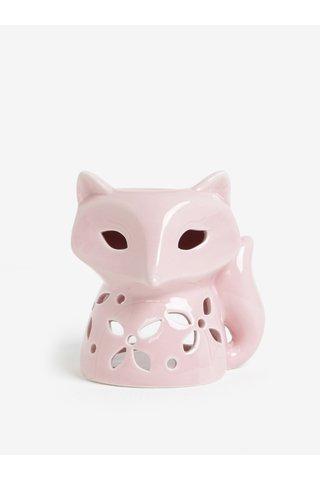Lampa de aromaterapie tip vulpe roz - Dakls