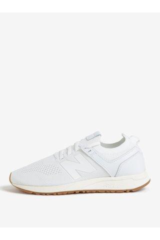 Pantofi sport albi pentru barbati New Balance MRL247
