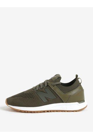 Pantofi sport kaki pentru femei New Balance WRL247