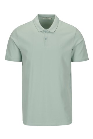 Tricou polo verde deschis - Jack & Jones Premium Belfast