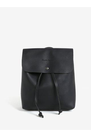Černý malý batoh/crossbody kabelka Claudia Canova Kiona