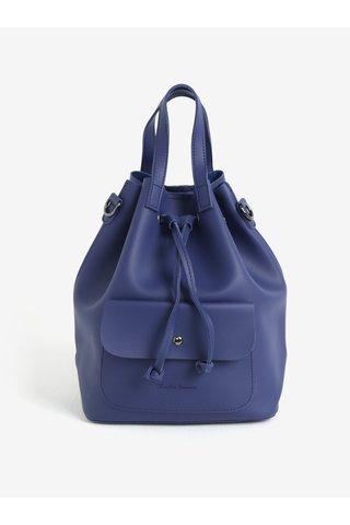 Rucsac/geanta bucket bleumarin Claudia Canova Gaya