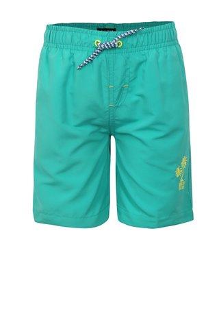 Zelené klučičí plavky Blue Seven
