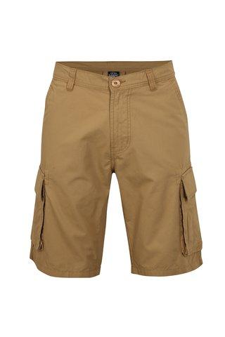 Pantaloni cargo scurti maro deschis pentru barbati LOAP Velemon