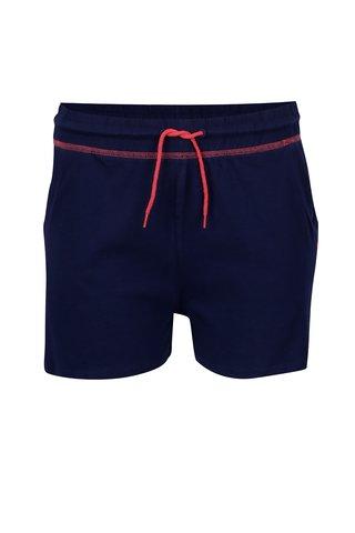 Pantaloni sport scurti bleumarin pentru femei LOAP Bilie