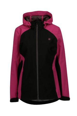 Jacheta softshell roz&negru pentru femei - LOAP Libbi