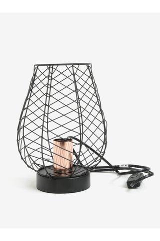 Lampa neagra metalica Kaemingk