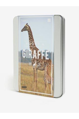 Cutie cadou Adopta o girafa la distanta -  Gift Republic
