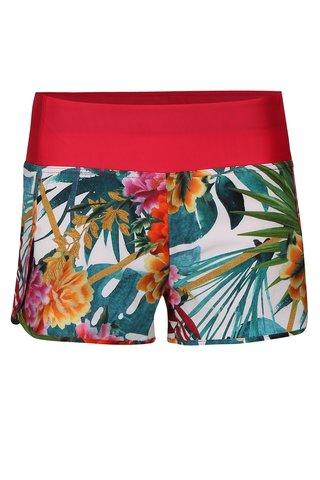 Pantaloni scurti cu print floral Desigual Sport